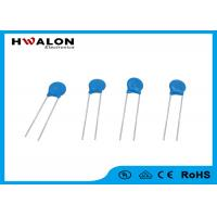Buy cheap Leaded Dia 7mm 27V Mov Electrical Component With Blue Epoxy For Surge Arrester from wholesalers