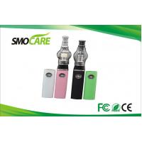 Buy cheap Pen Ego Glass Globe Dry Herb Vaporizer , Wax Oil Atomizer from wholesalers