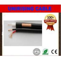 Buy cheap RG59+POWER CABLE (0.75MMX2C) from wholesalers