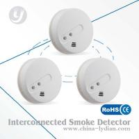 Buy cheap 9V battery Smoke Detector Wireless , First Alert Smoke Detector from wholesalers