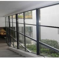 Buy cheap curtain wall aluminum windows glass wall from wholesalers
