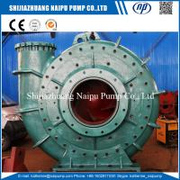 Buy cheap 18/16G-G OEM Service Corrosive Resistant Ultrachrome Material Sand Gravel Centrifugal Suction Pump from wholesalers