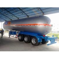 Buy cheap CLW brand best price 56CBM 3 axles Butane gas LPG tanker semitrailer for sale, 56,000L lpg gas trailer for Butane from wholesalers