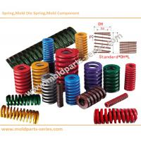 Buy cheap Spring, Mold Spring, Die Spring ,Mould Spring, OEM,ODM Spring, Yellow Blue Red Green spring,Chinese Factory from wholesalers