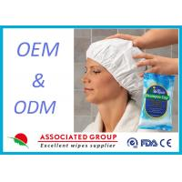 Buy cheap Comfort Rinse Free Shampoo Cap For Bedridden Patients No Rinse from wholesalers