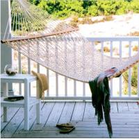 Buy cheap cotton bouble rope hammock from wholesalers