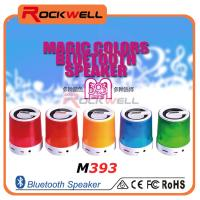 Buy cheap Portable Bluetooth Speakers for Christmas from wholesalers