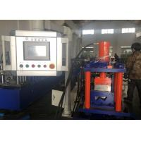 Buy cheap Fully Automation Z Section Ridge Cap Roll Forming Machine CE ISO Certificated from wholesalers