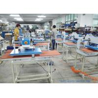 Buy cheap Fully Automatic Dual Shuttle Pneumatic Heat Transfer Machine For t - Shirt from wholesalers