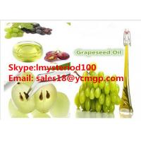 Buy cheap Natural Medical Grapeseed Oil Safe Organic Solvents 120-51-4 Raisin Seed Oil For Steroids Injection from wholesalers