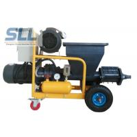 Buy cheap Multi Function Cement Spray Plaster Machine For Building Internal / External Wall from wholesalers