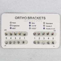 Buy cheap Promotional Product Mini_Roth_Bracket 018/with_3 Hook Dental Bracket from wholesalers