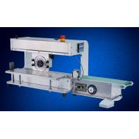 Buy cheap v cutting machine for aluminum board, fr4, singulating pre-scored pcba ASC-509 from wholesalers