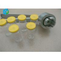 Buy cheap Steroids Bottle Cap Crimping Tool / Vials Crimper , Manual Bottle Capping Machine from wholesalers
