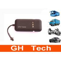 Buy cheap GPRS / GSM Portable GPS Tracking Device Mini with Relay Car Control from wholesalers
