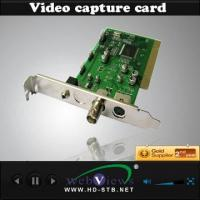 Buy cheap SE-01 PCI 1 CH steam media video Capture card from wholesalers