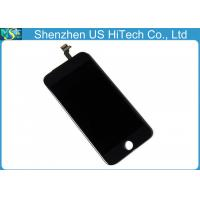 Buy cheap 5.5 '' Black Touch Screen Digitizer , Iphone 6 Plus LCD Display Replacement from wholesalers