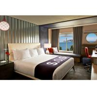 Buy cheap Elegant Luxury Hotel Bedroom Furniture Sets Double Dowel Eco Friendly from wholesalers