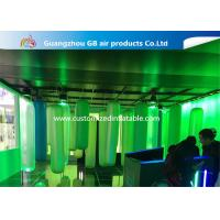 Buy cheap Air Tight Colorfull Inflatable Holiday Decorations Column For Activity product
