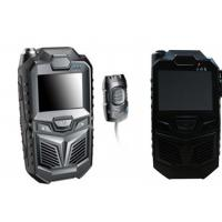 Buy cheap USB Charge Police Body Worn Camera GPS Wireless Video Transmition Intercom Caught On Camera from wholesalers