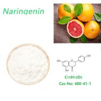 Buy cheap Water - Soluble Naringenin Supplements CAS 480 41 1 Powdered Grapefruit Extract from wholesalers