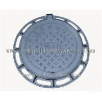 Buy cheap China Supplier OEM Service High Quality Ductile Iron Cast Manhole Cover from wholesalers