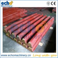 Buy cheap high manganese Pegson 1165 jaw crusher tooth plate,wearing castings from wholesalers