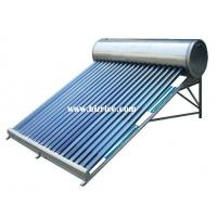 Buy cheap Stainless steel covered outside image Compact Non-pressure Solar Water Heater from wholesalers