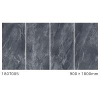 Buy cheap High Performace Polished Full Body Marble Look Porcelain Tile With 10mm Thickness from wholesalers