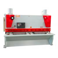 Buy cheap Hydraulic Sheet Metal Shearing Machine Thickness12mm * Lenght 8000mm from wholesalers