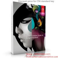 Buy cheap Cs 6 Design standard For Promotional , Adobe Design Standard from wholesalers