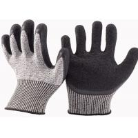 Buy cheap Non Slip Level 5 Cut Resistant Gloves , Anti Cut Gloves Customized Color from wholesalers