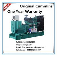 Buy cheap 145KW diesel generstor set powered by Cummins diesel engine 6CTA8.3-G2 from wholesalers