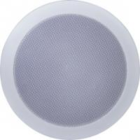 Buy cheap PA ceiling speaker public address audio Impedant ceiling speaker with crossover(Y-18) from wholesalers