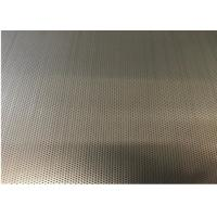 Buy cheap Nickel Plate Hexagon Metal Mesh 7% -83% Perforated Anti Acid Alkali For Making Chair from wholesalers