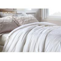 Buy cheap Polyester Double Brushed Microfiber Bed Linen Comfortable Double Needle Stitching from wholesalers