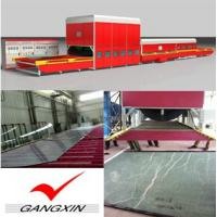 Buy cheap GX-QDLP Series Force Convection Glass Tempering Furnace from wholesalers