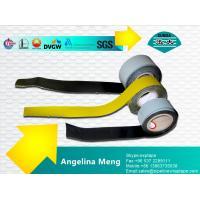 Yellow / Black Self Adhesive Bitumen Tape , Self Adhesive Flashing 2.0mm Thickness