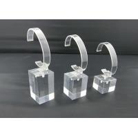 Buy cheap Eyecatching Clear Acrylic Display Holders Elegant With Dyeing And Painting product