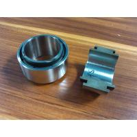 Buy cheap High precision CNC milling and Grinding , Wire Cut EDM Process For metal ,  ductile iron from wholesalers