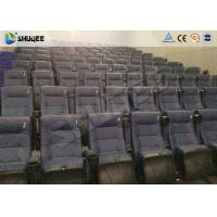 Buy cheap SV Movie Theater Seats Sound Vibration / Special Effect For Theater Equipment from wholesalers