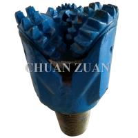 Buy cheap Bule Mill Tooth Tricone Bit 6 1/2 Inch Tungsten Carbide With Sealed Bearing from wholesalers