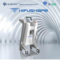 Buy cheap Newest slimming technology HIFUSHAPE body slimming body shaping from wholesalers