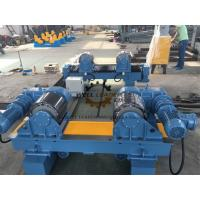 Buy cheap 40 Ton Motorized Movable Tank Turning Rolls Rotate Pipe Tank Vessel Boiler from wholesalers