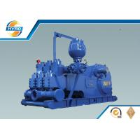 Buy cheap Iron F Series Drilling Mud Pumps , Oilfield Mud Pumps For Drilling Rigs from wholesalers