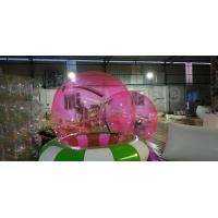 Buy cheap Children Size Inflatable Walk On Water Ball , Inflatable Hamster Ball from wholesalers