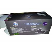 Buy cheap Retail Printed Cardboard Packaging Box With Offset Printing from wholesalers