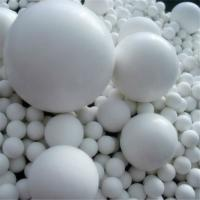 Buy cheap 92% Alumina ball used in grinding mill from wholesalers