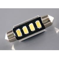 Buy cheap SMD 5630 x 4 LEDs Car LED Festoon Light Ultra White For Car Door Lights from wholesalers