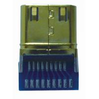 Buy cheap HDMI Type C (Mini HDMI) Plug Solder Type w/PCB from wholesalers